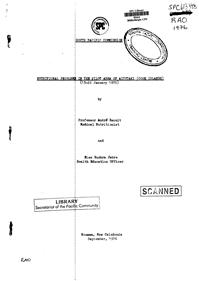 Nutritional problems in the pilot area of Aitutaki (Cook Islands): (13-22 January 1975)