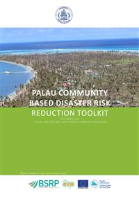 Palau community based Disaster Risk Reduction toolkit