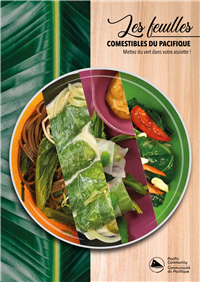 Les feuilles comestibles du Pacifique : mettez du vert dans votre assiette !