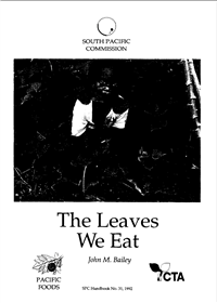 The Leaves We Eat