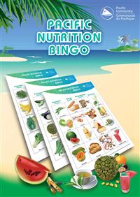 Pacific nutrition bingo