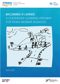 Becoming a Leader : a leadership learning pathway for PIEMA member agencies