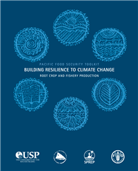 Building resilience to climate change: root crop and fishery production