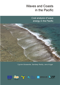 Waves and coasts in the Pacific: cost analysis of wave energy in the Pacific