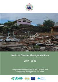 National Disaster Management Plan 2017-2020