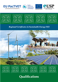 Regional certificates in sustainable energy (SE)