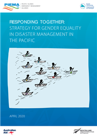 Responding together : Strategy for gender equality in disaster management in the Pacific