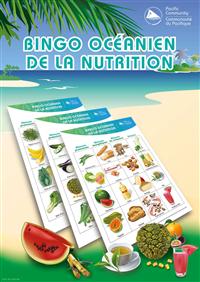Bingo Océanien de la nutrition