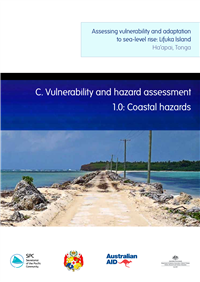 C. Vulnerability and hazard assessment - 1.0: Coastal hazards