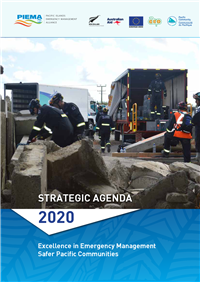 Pacific Islands Emergency Management Alliance (PIEMA): strategic agenda 2020