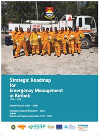 Strategic Roadmap for Emergency Management in Kiribati 2020-2024