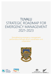 Tuvalu Strategic Roadmap for Emergency Management 2021-2023