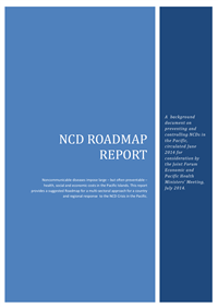 NCD Roadmap report