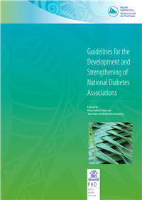 Guidelines for the development and strengthening of National Diabetes Associations
