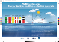 Printable : Aids to Navigation (AtoN) maintenance paints, coatings and retro-reflecting materials
