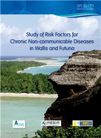 Study of risk factors for chronic non-communicable diseases in Waliis and Futuna