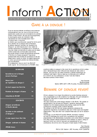 Inform'ACTION n° 02 - October 1998