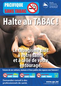 Pacifique sans tabac: halte au tabac!