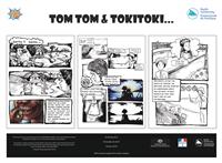 Tom Tom and Tokitoki...