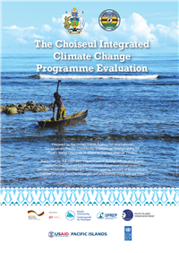 The Choiseul Integrated Climate Change Programme Evaluation