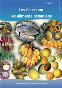 Les fiches sur les aliments océaniens