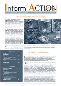Inform'ACTION n° 08 - May 2001