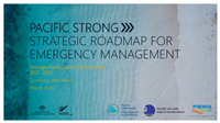 Pacific Strong: Strategic Roadmap for Emergency Management 2021-2025 : summary document