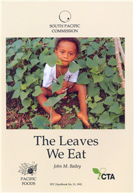 The leaves we eat: Pacific foods