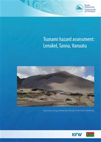 Tsunami hazard assessment: Lenakel, Tanna, Vanuatu