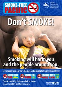 Smoke-free Pacific: don't smoke