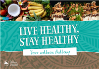 Live healthy, stay healthy: your  at-home, wellness challenge