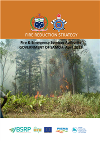 Fire reduction strategy